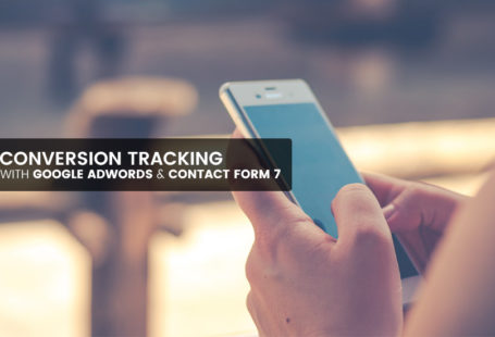 Track Conversion using Google Adwords and Contact Form 7