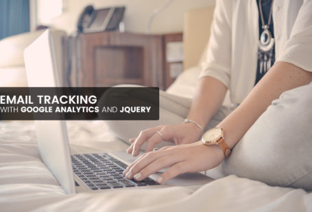 Email Tracking With Google Analytics and jQuery